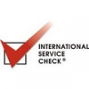 INTERNATIONAL SERVICE CHECK.
