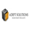 ADEPT SOLUTIONS RECRUITMENT SPECIALISTS